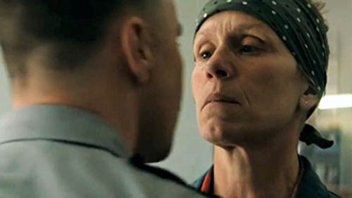 Fran McDormand as Mildred Hayes